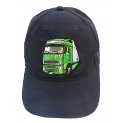 Keps med Lastbilmotiv