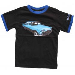 T-shirt med Dodge motiv