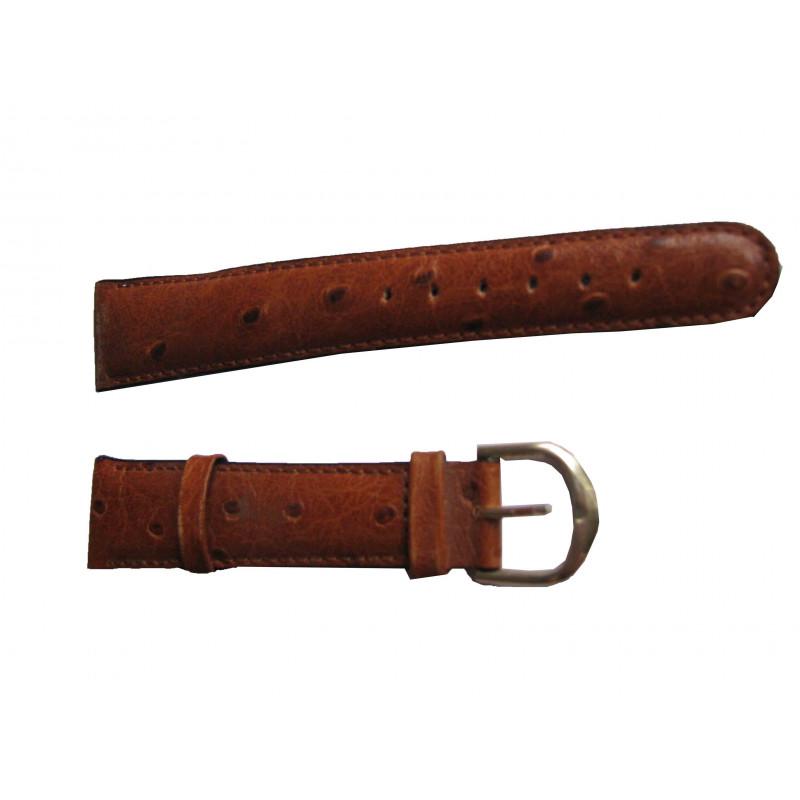 klockarmband i äkta läder