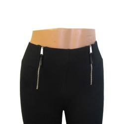 klassisk stretchkvalitet leggings