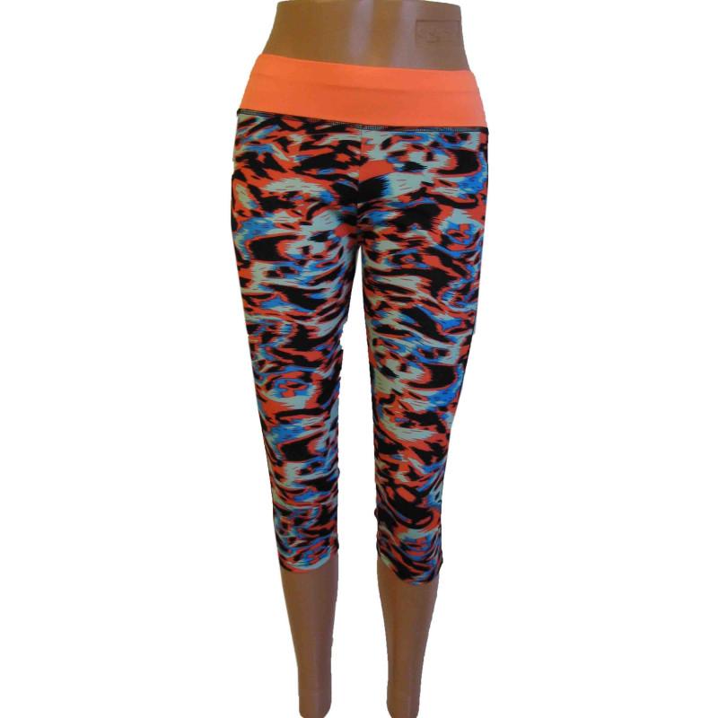 Färgglada leggings