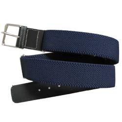 Ett snyggt och kvalitet Elastiskt bält för herr med metalspänne