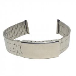 Klockarmband i rostfritt stål