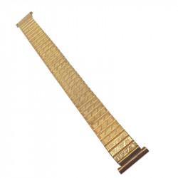 Flexibelt guldpläterat...